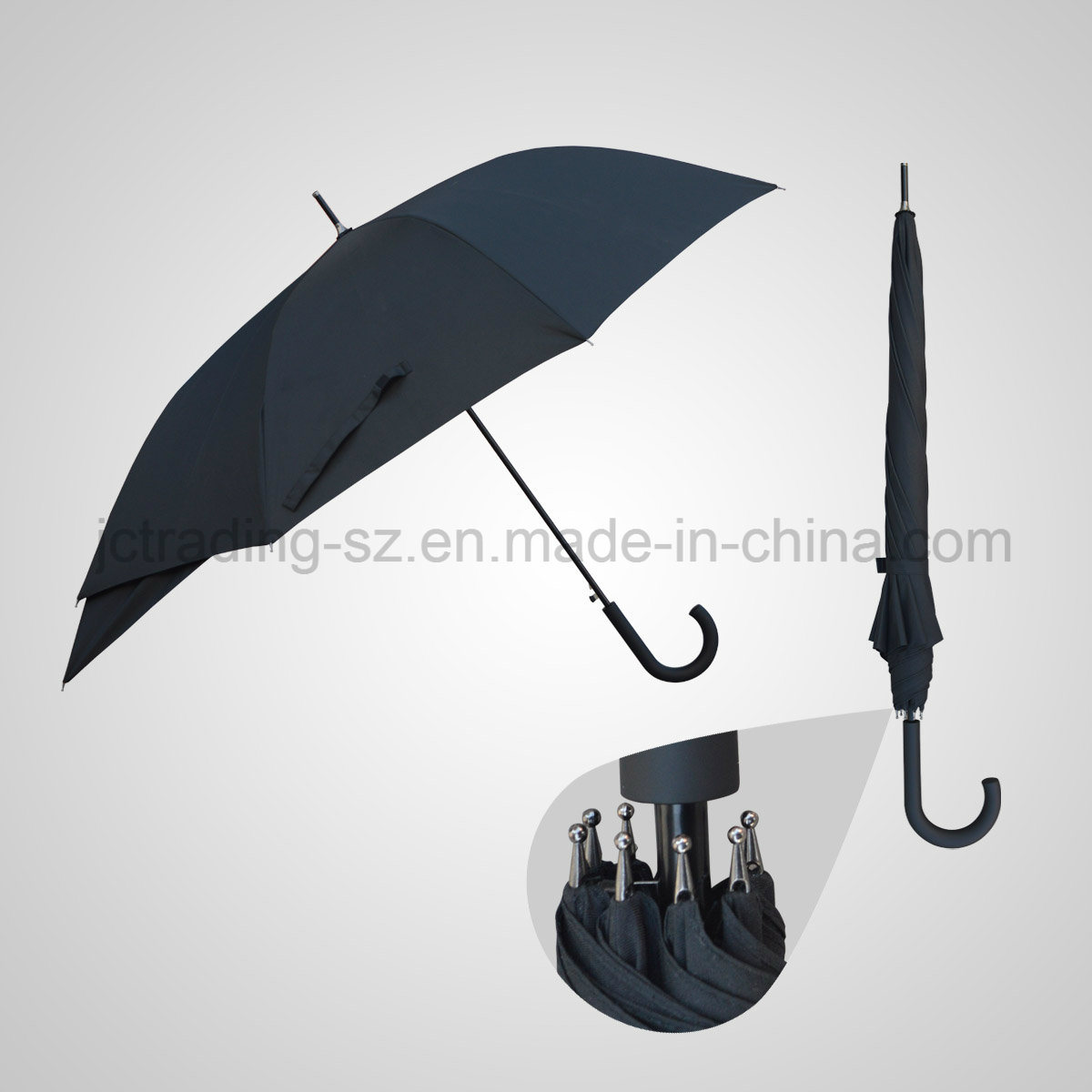 Automatic Straight Abnormity Shape Umbrella (JL-AAB101)