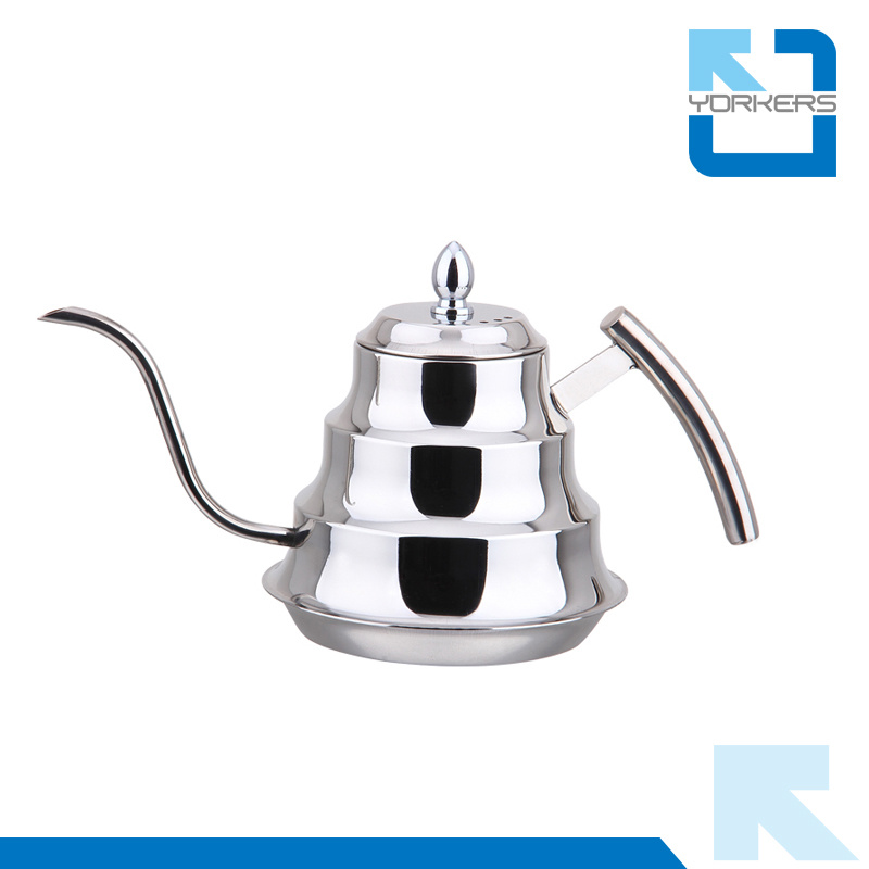 New Design Stainless Steel Japanese Teapot Water Kettle