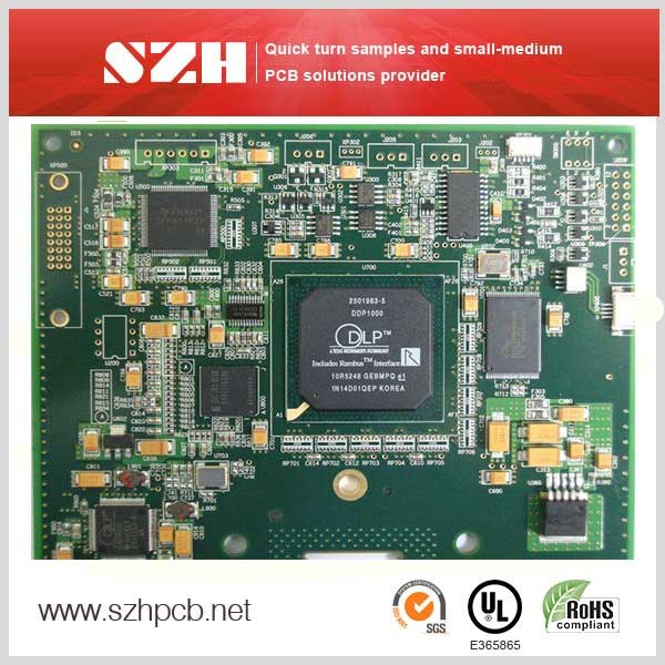 High Quality OEM Fr4 Printed Circuit Board PCB Board PCBA