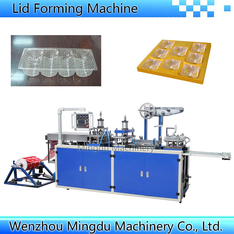 Plastic Lid Forming Machine for Cake Case