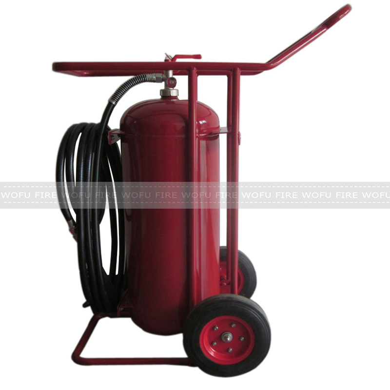 150lbs DCP Trolley Fire Extinguisher