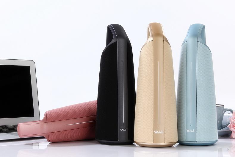 Fabric Outdoor Portable Wireless Bluetooth Speaker Daniu Ds-7611 (AUX/Bluetooth/FM/TF card)