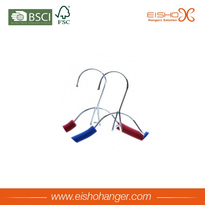 Eisho Anti-Slip Foam Metal Hanger