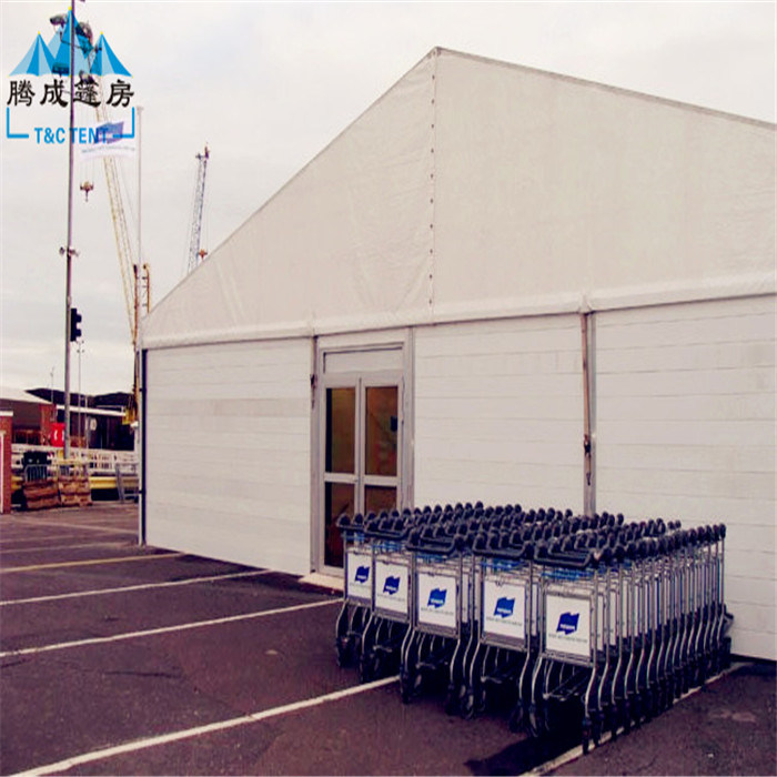 aluminium Alloy Structure Large Warehouse Storage Tent for Industrial