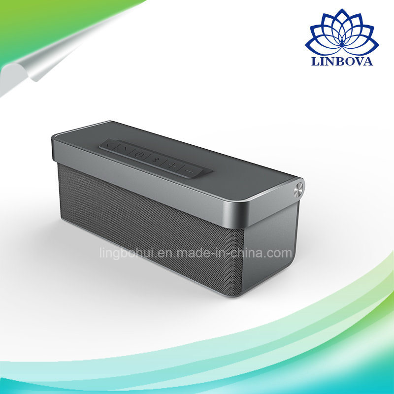 4000mAh Bluetooth TF Aux Mini Computer Speaker with Power Bank
