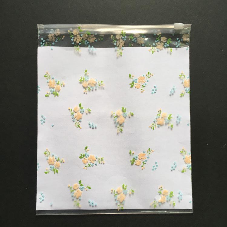High Quality Biodegradable Plastic Ziplock Medical Bag / Plastic Biohazard Specimen Bags Zipper