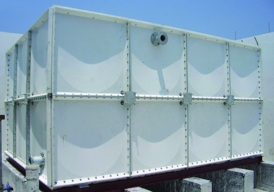 SMC for Panel Water Tank