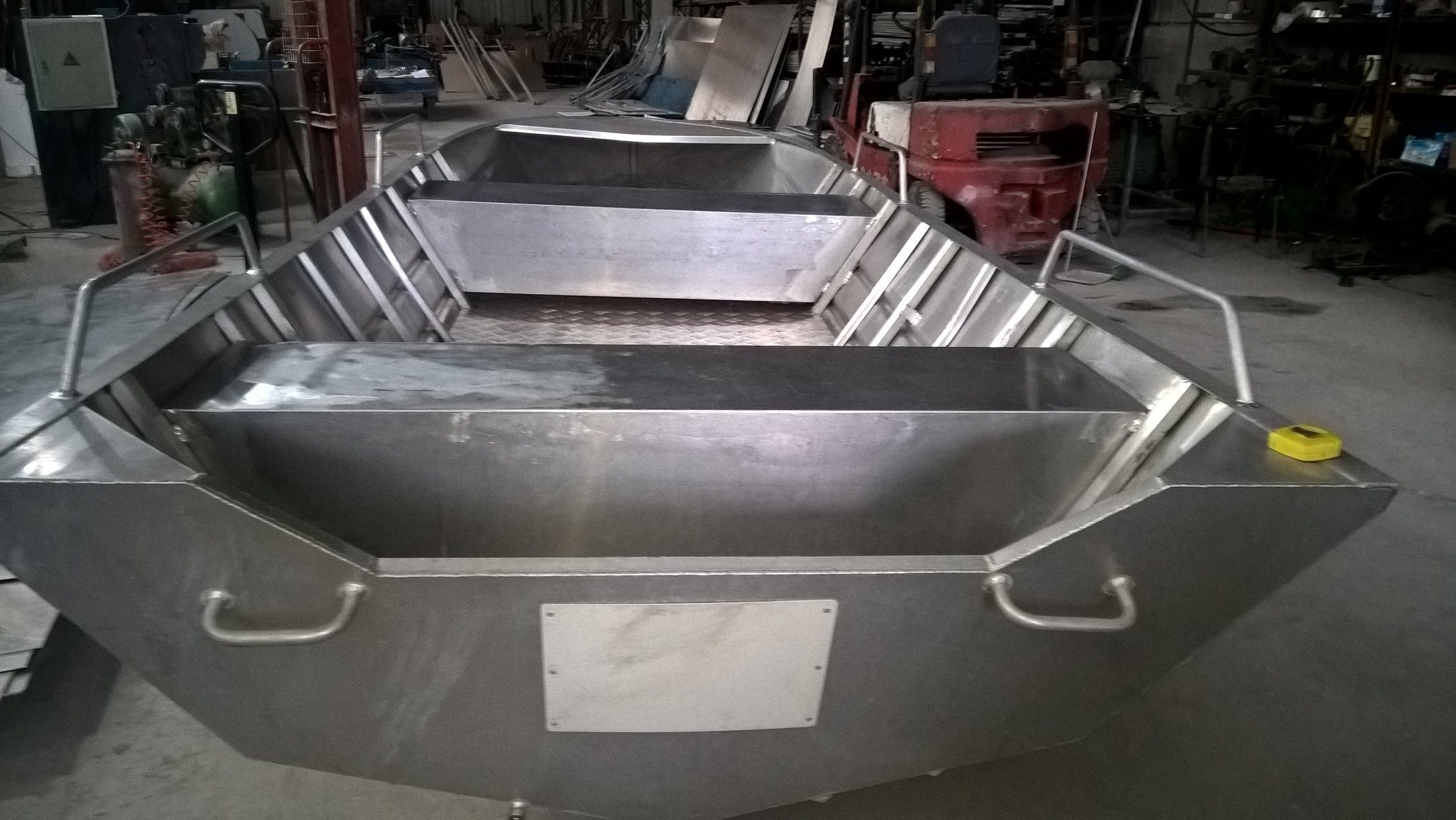 Beautiful Aluminium Fishing Boats (OV3-17)