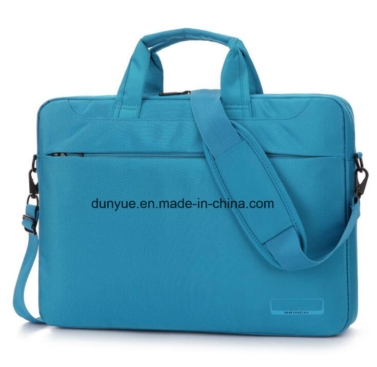"""Durable Imported Waterproof Nylon Laptop Messenger Bag, Factory Make Multifunctional Notebook/Laptop Briefcase Bag Fit for 14"""" Laptop"""