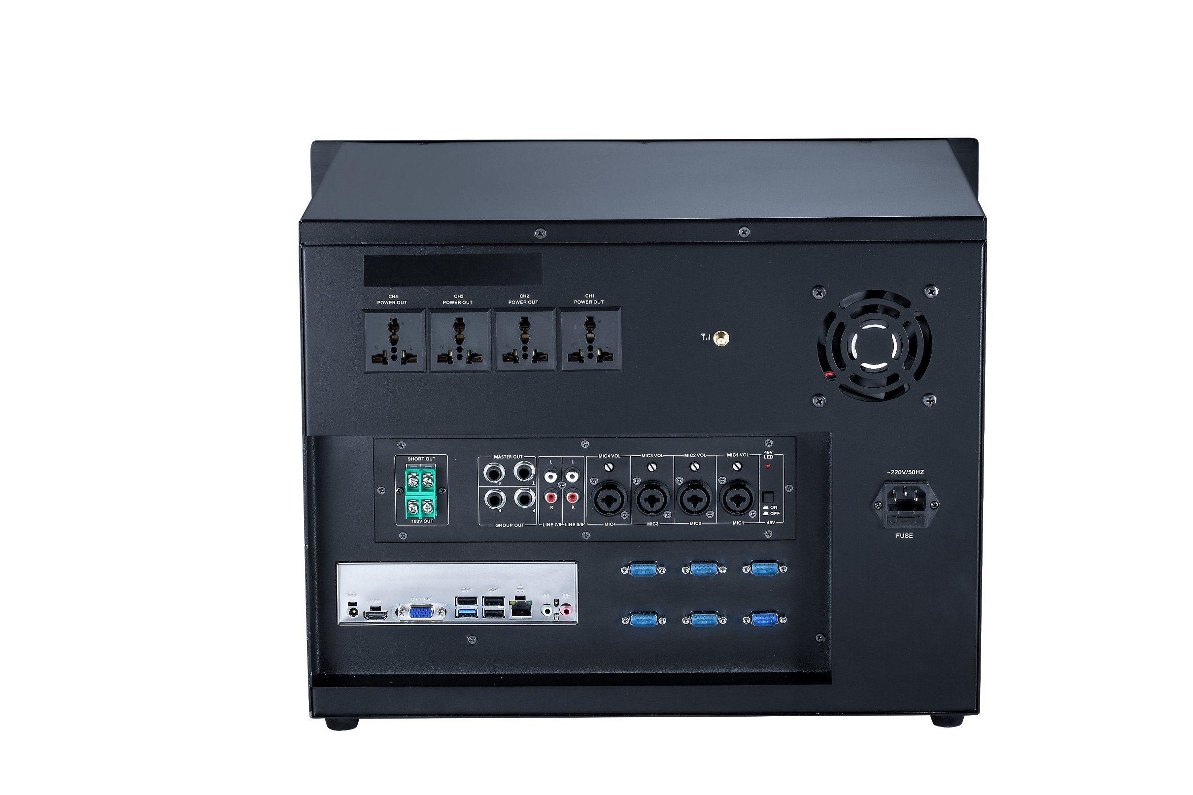 IP Network System 17 Inch Server Se-5800