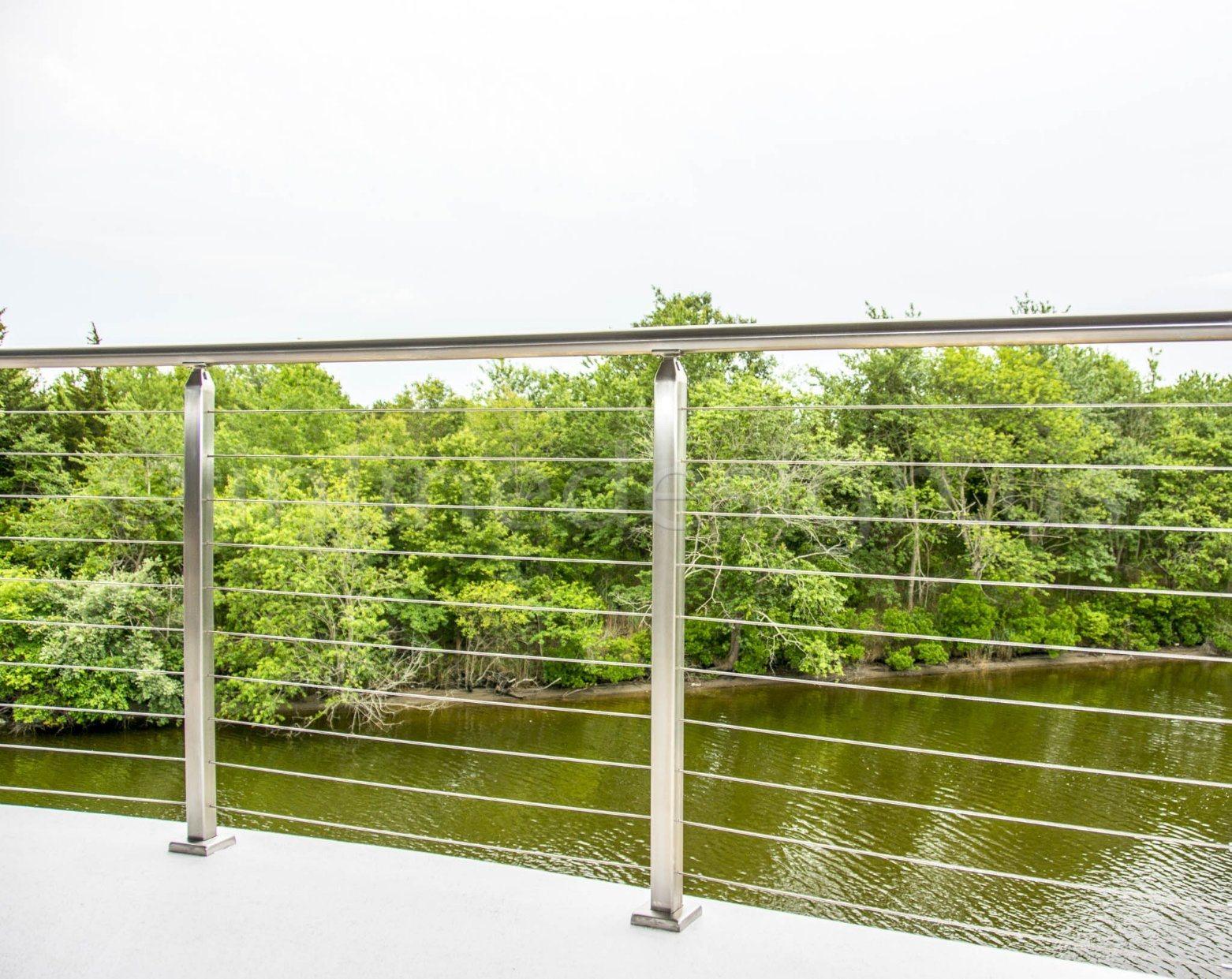 Stainless Steel Railing Balustrade/ Railing Stairs / Stainless Steel Wire Balustrade