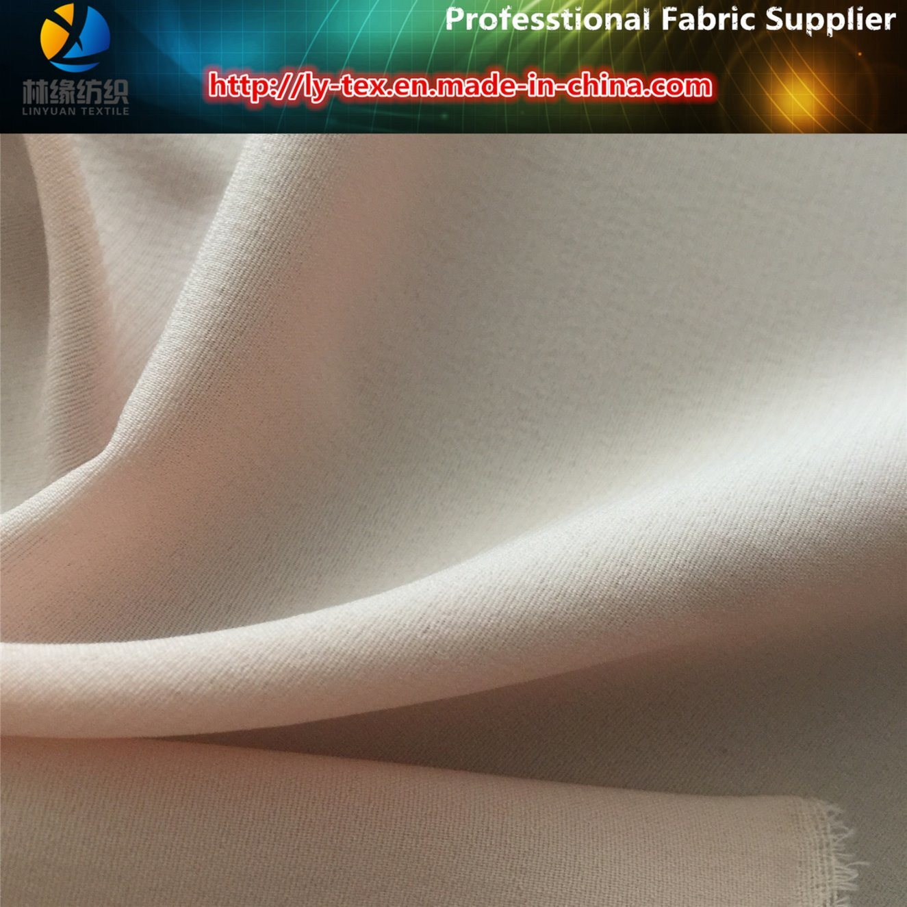 100d Polyester Spandex Chiffon, Polyester Woven Fabric for Summer Dress