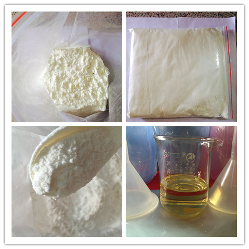 Anabolic Steroid Hormone Testosterone Undecanoate (CAS 5949-44-0)