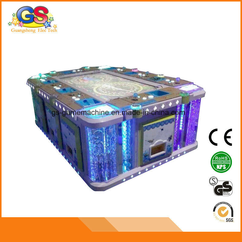 Arcade Casino Fishing Slot Machine Shooting Video Games Machine for Sale