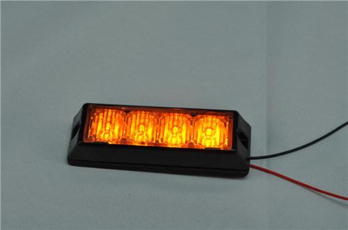 LED Dashboard Light Traffic Signal Warning Light (SL6201-Amber)