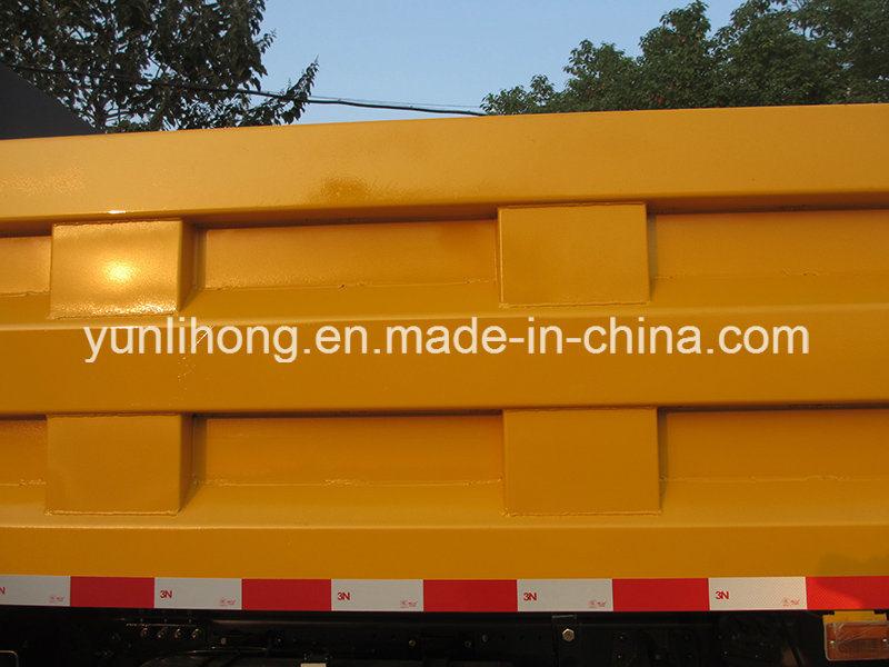 Cheap 15 Ton 4X2 Sand Load Dumper Truck for Sale