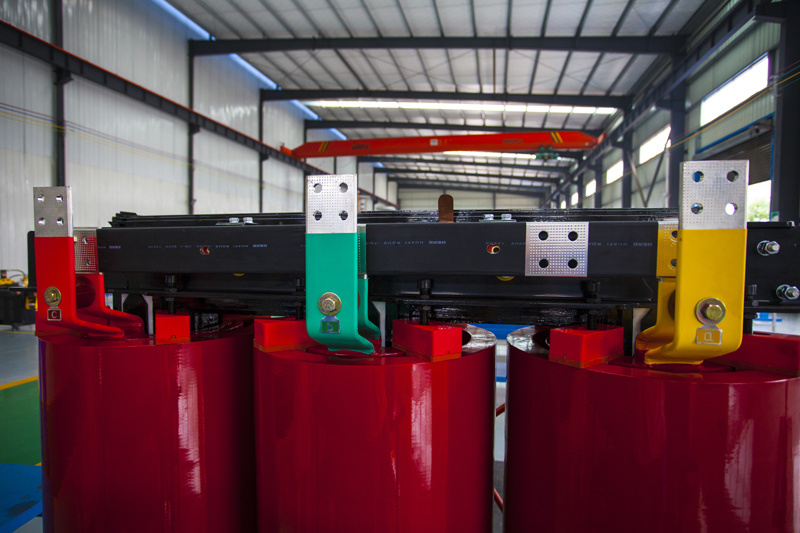 Three Phase Dry Type Power Supply Transformer