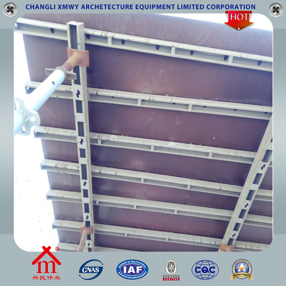 Permanent Profiled Steel Formwork for Slabs