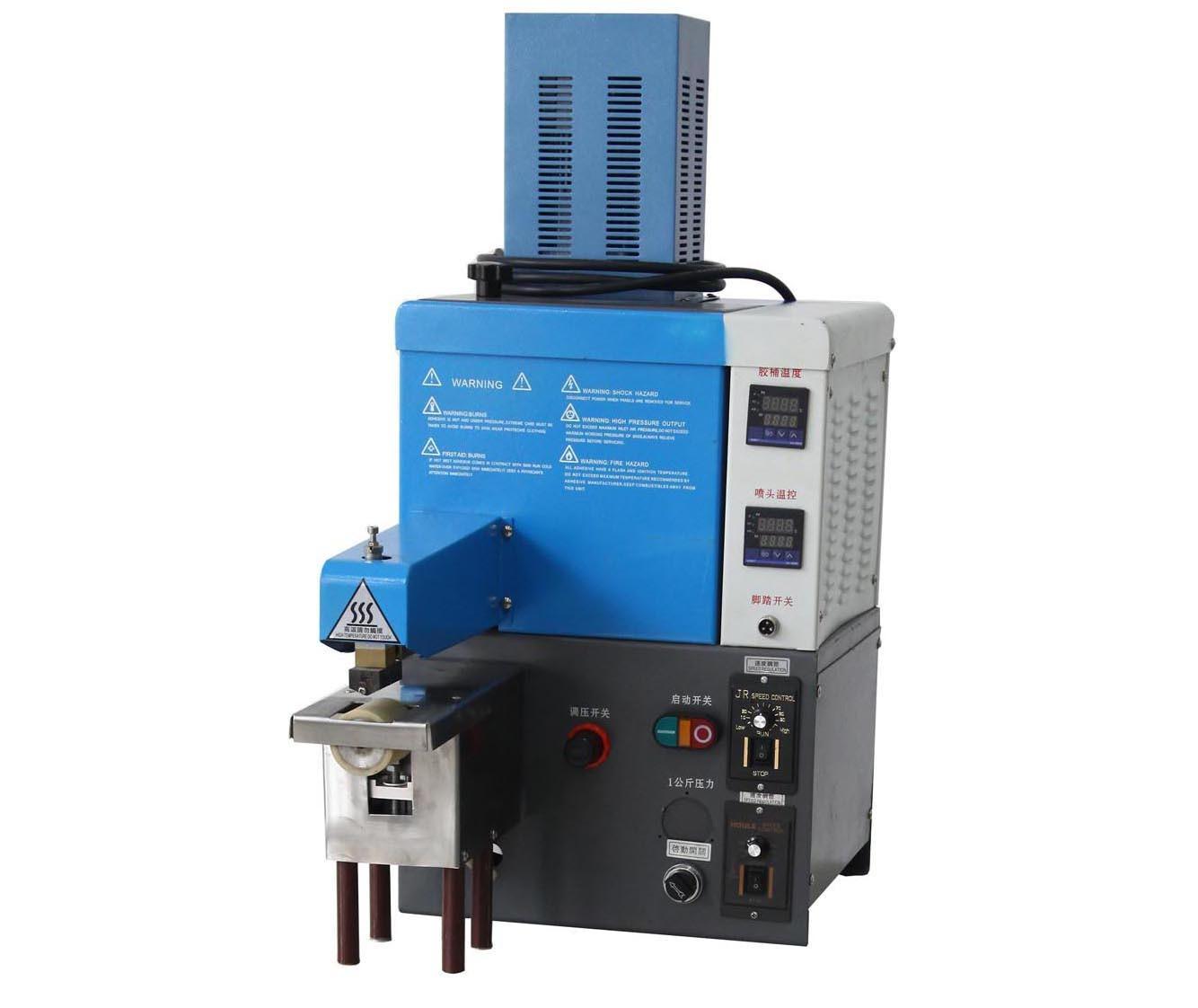 Hot Melt Glue Border Gluing Machine Laminating Machine (LBD-RT1016)