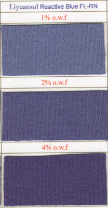 Blue 235 Reactive Dyes with High Light Fastness