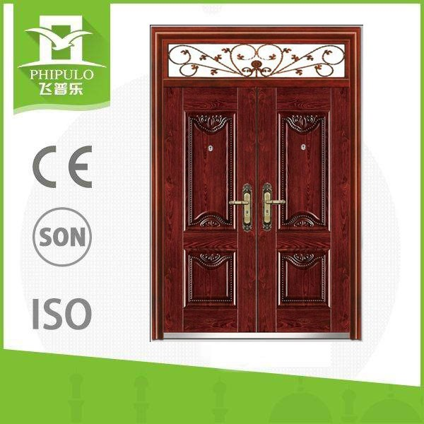 2017 China Best Selling Modern Style Qualified Security Door