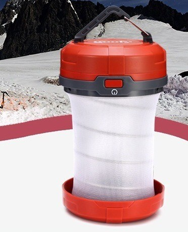 LED Flashlight Lantern Light Camping Light