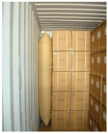 Inflatable Kraft Paper Air Bag for Container
