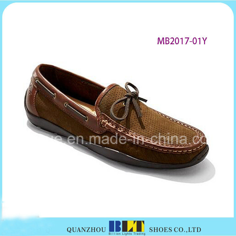 Hot Sale Brand Leather Boat Shoes