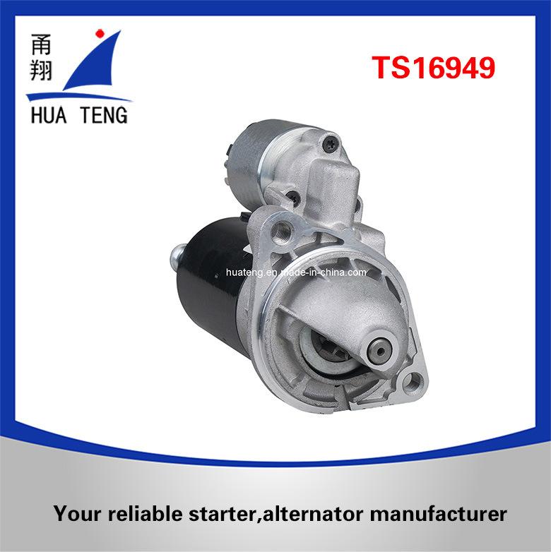 12V 1.1kw 9t Cw Starter for Bosch 0001107015 30410