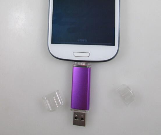 Smart Phone USB Flash Disk USB OTG Flash Pen Drive 8GB-64GB -1tg