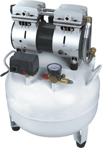 Medical Silent Oilless Dental Air Compressor Used in Dental Chair