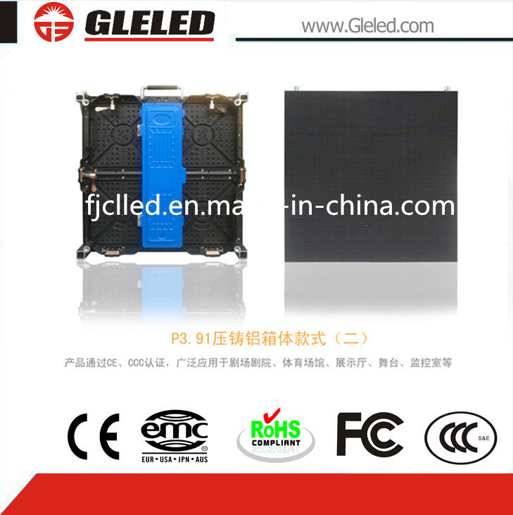 High Definition Indoor Tricolor Stage LED Display Screen