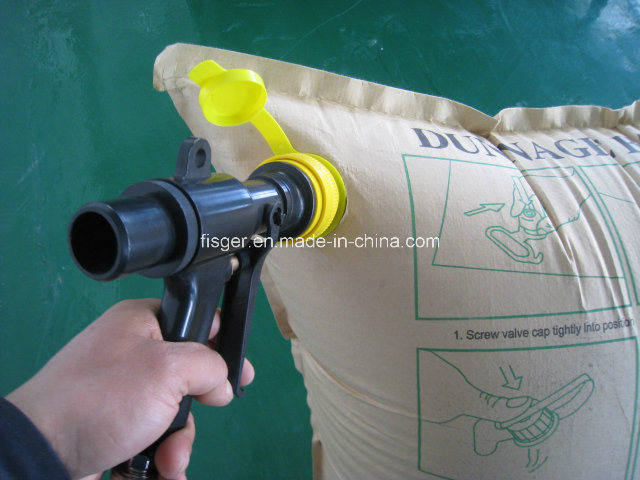 Recycled Kraft Paper Air Dunnage Bags for Transport