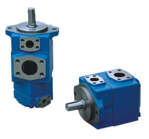 Brand Hydraulic Oil Vane Pump Yb-E200 High Pressure Rotary Pump
