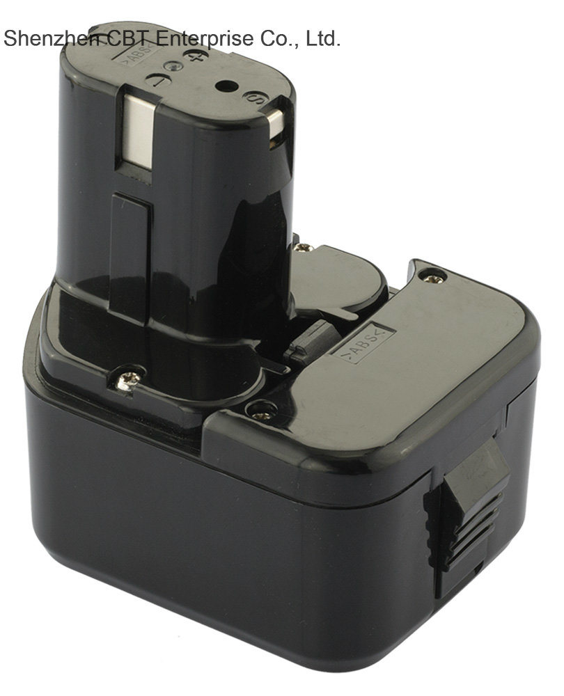 OEM Ni-CD Hitachi Eb 1212s, Eb 1214L, Eb 1214s, Eb 1220bl, Eb 1220hl, Eb 1220HS Power Tool Battery