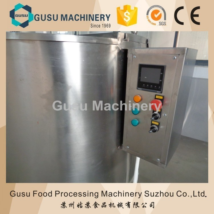 Ce Certified Snack Chocolate Machine Fat Melting Tank