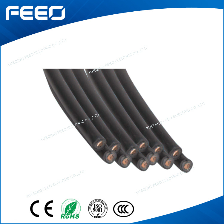 Waterproof Electrical DC Power Core Cable for Home Solar Systems
