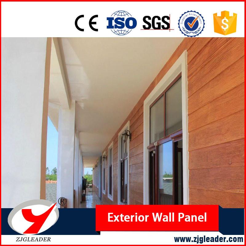Building Material Fiber Cement External Siding