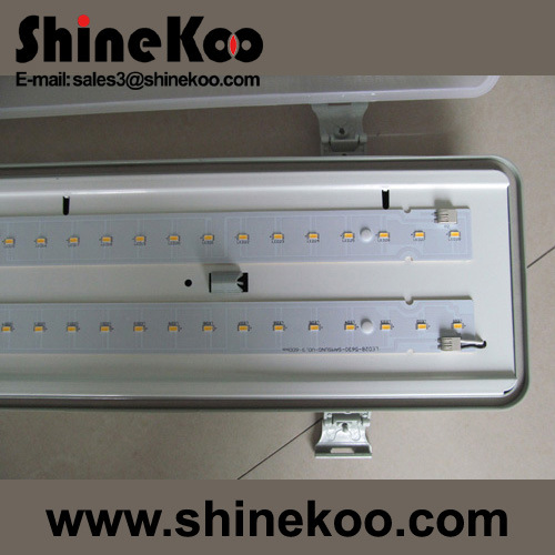 5ft Waterproof IP65 Tri-Proof LED Lighting Fixtures (SUNTF08-64/150)