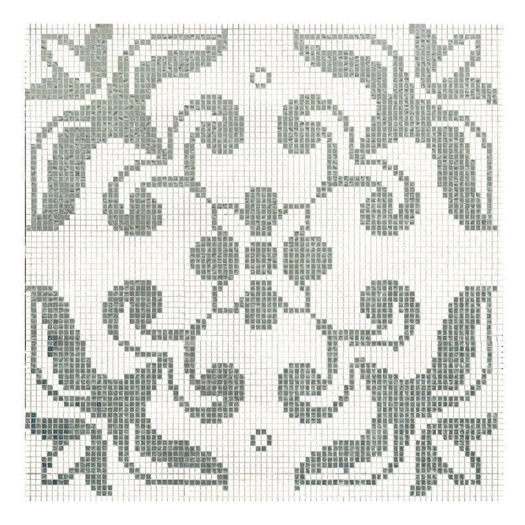 Foshan 10mm New Design Glass Mosaic Pattern
