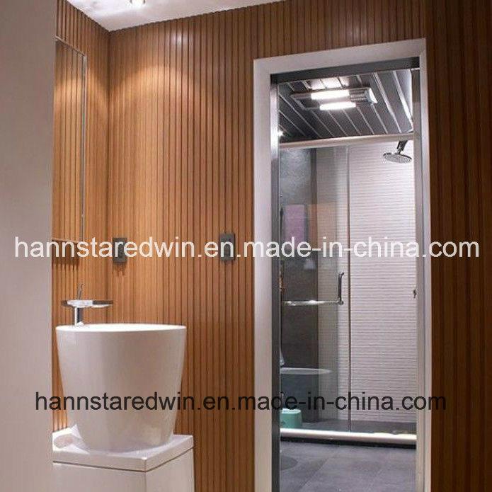 Outdoor&Interior PVC (PVC composite decorative board) Wainscot Boards