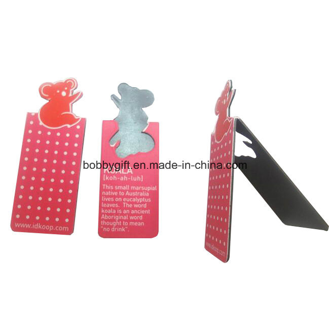 Wholesale Cheap Foldable Business Bookmark Fridge Magnet