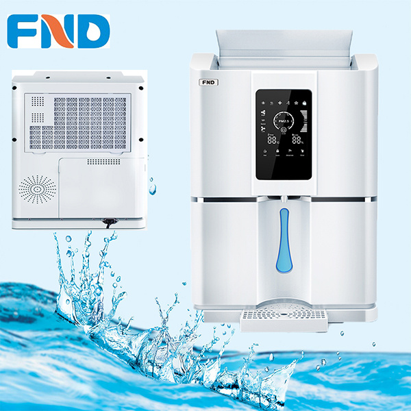 Hot and Cold Water Dispenser for Home Appliance