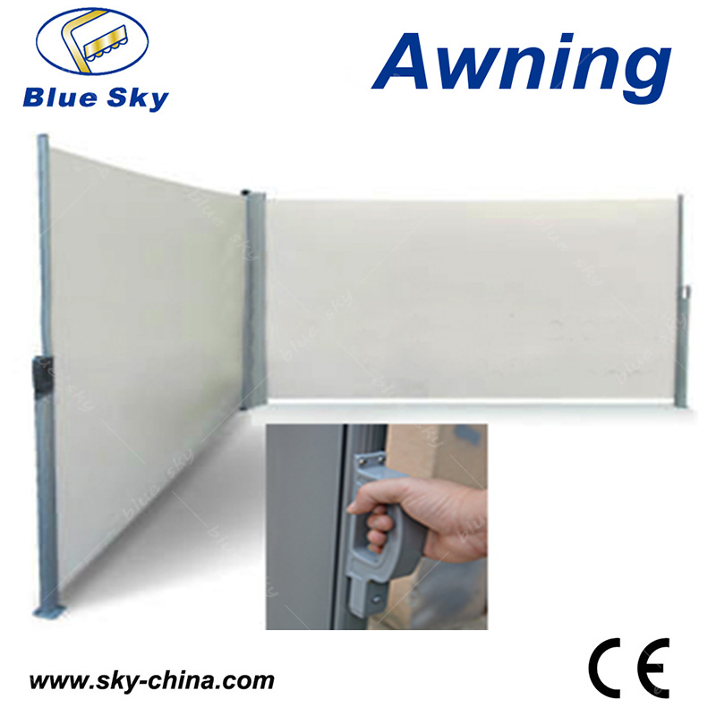 Aluminum Retractable Office Screen for Balcony (B700-2)