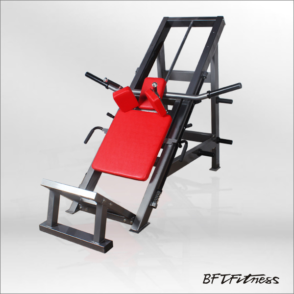 Bft3040 Hack Squat Leg Exercise Equipment Leg Gym Exercise Equipment