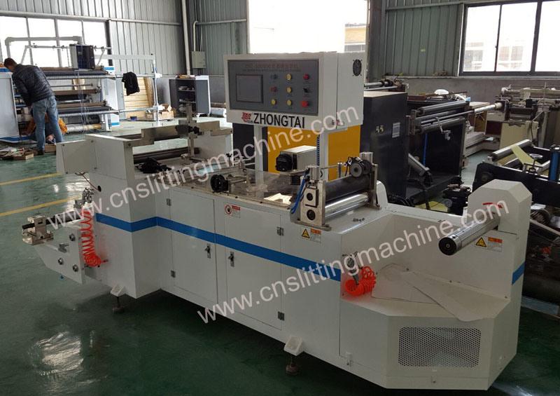 Shrinkable PVC Sleeve Center Sealing Machine