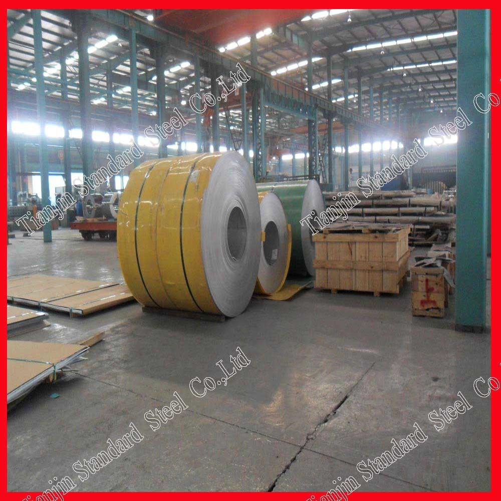 Inox Ss 430 Stainless Steel Coil for Brazil Market