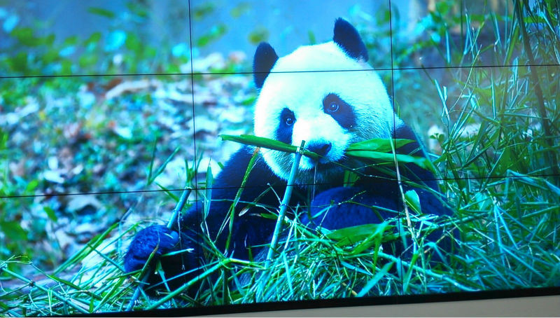 46 Inch Ultra Narrow Bezel Exhibition LCD Video Wall