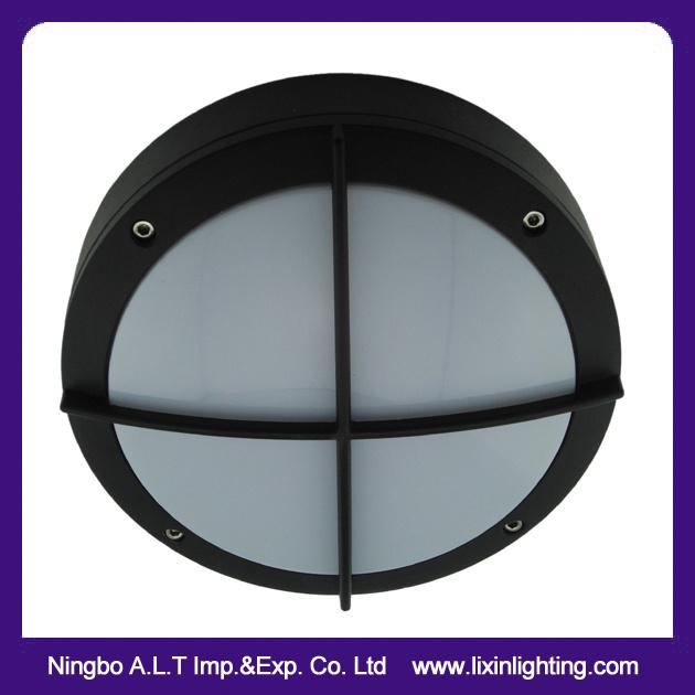 LED Aluminum Bulkhead Lamp with Round Shape Moonhalf Shape