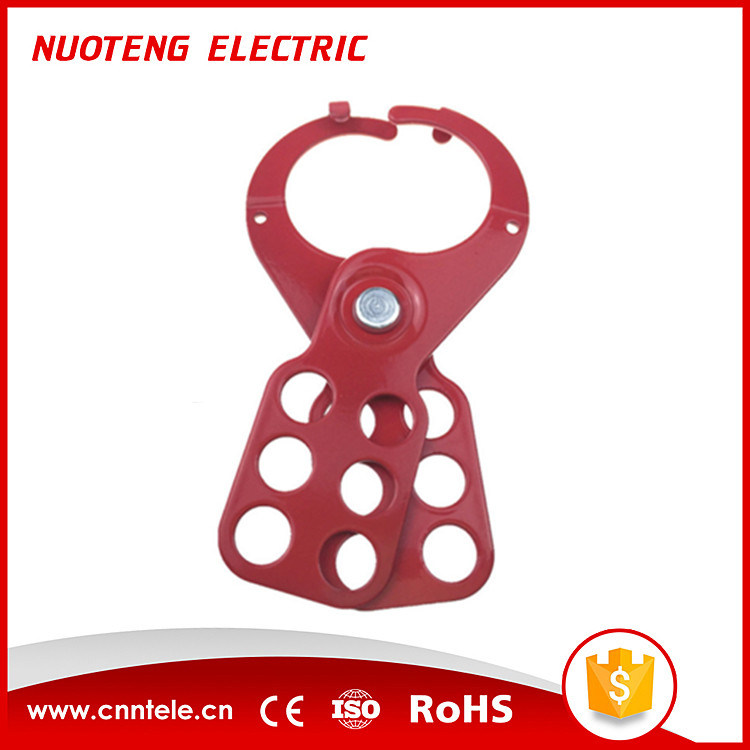 25mm 38mm Economic Steel Lockout Hasp with Hook